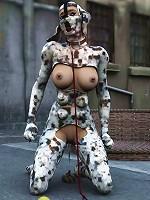 3D BDSM Cartoon