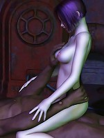 I am really gone on all these World of Warcraft porn 3D frails