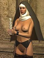 Church of slave nuns