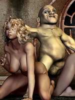 Sex with dwarfs