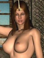 Nude and Sexy Fantasy Girls